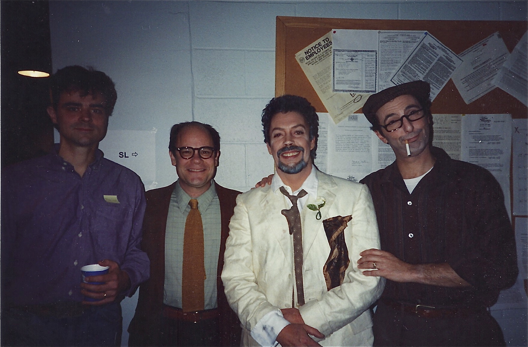 My Favorite Year w/ Tim Curry & Ethan Phillips